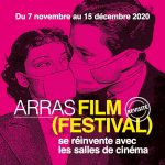 Arras Film Festival - affiche - 2020 - Arras - festival - cinéma - culture - relations presse - attaché de presse - covid - réinvention