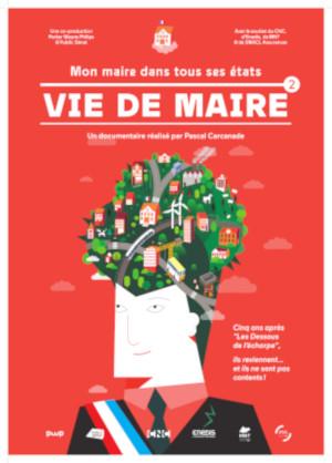 Vie de maire - pascal carcanade ( parker wayne philips - documentaire - télévision - public sénat - relations presse - attachée de presse
