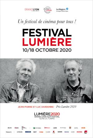 Festival Lumière - Lyon - cinéma - patrimoine - affiche 2020 - relations presse