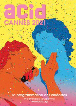 ACID - Cannes - Festival - Cinéma - Affiche - 2021 - relations presse - Culture